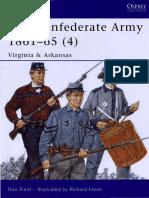 Osprey, Men-at-Arms #435 Confederate Army 1861-65 (4) Virginia & Arkansas (2006) OCR 8.11.pdf