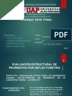 TRABAJO DE INVESTIGACION  SEMIFINAL - PAVIMENTOS