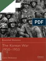 Osprey - Essential Histories 008 - The Korean War 1950-1953[Osprey Essential Histories 08].pdf