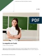 La empatía dentro del aula. Relación entre profesores y compañeros_.pdf
