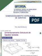 AULAS_FUNDACOES-UFERSA-Dim Estrut Sapatas.pdf