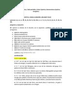 Taller-2-Teoría atómica, Tabla periódica, Enlace Químico, Nomenclatura Química Inorgánica (1)