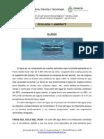 Ecología y Ambiente.02.El Agua
