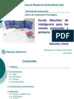 WPPSI-III