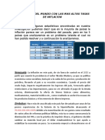 LOS 5 PAISES DEL MUNDO CON LAS MAS ALTAS TASAS DE INFLACION.docx