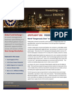 """Dec 2010 """"Investing in the Future of Energy"""" Newsletter"""