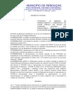 DECRETO 047 2020 - Consolida Medidas de Enfrentamento COVID 19 VF