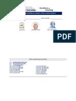 Teste Perfil Comportamental e Preferencia Cerebral Em Excel