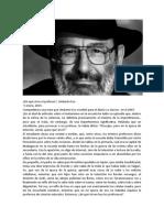 Eco Umberto De qué sirve el profesor.
