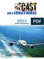 Forecast International Products & Services 2011