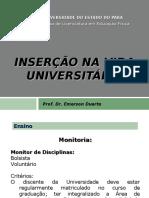 Atividades universitárias.ppt