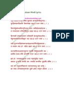 सर्वारिष्टनिवारकं शुभकरं पिङ्गाक्षमक्षापहं.pdf