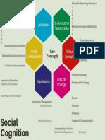 social cognition mind map