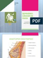 Seminario cancer de mama