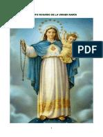 EL SANTO ROSARIO DE LA VIRGEN MARIA