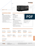 Data Sheet Generac PWE170_ES V.2018