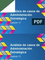 Copia de Cap. 13. Análisis de casos de administración estratégica.pdf