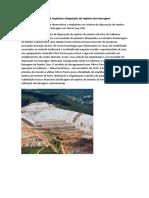Vallourec desenvolveu e implantou disposição de rejeitos sem barragem