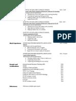 part 2 resume