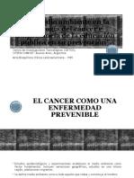 El medio ambiente en la etiología del cáncer.pptx