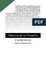 Libro Historia Filosofia Boulesis