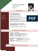 Dra.Rocio Alexandra Acosta Nuñez
