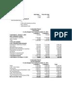 Cruz Comparative Report