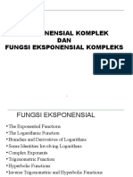 FUNGSI EKSPONENSIAL 2020