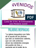 curso de ministerio juvenil PARTE 2