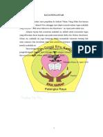 KATA PENGANTAR MAKALAH INDIVIDU ETIKA DAN HUMKES oleh MARTHA PITRIANA tertanggal 01 April 2020