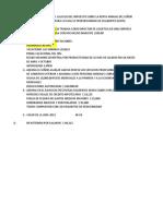 CALCULOS ISR trabajo 2 contribuciones fiscales