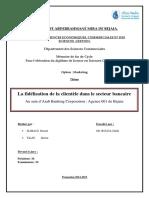 La fidélisation de la clientèle dans le secteur bancaire (1).pdf