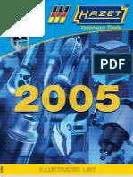 HAZET,,,,, 2005 KATALOG  DE .pdf