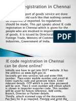IE Code Registration in Chennai-converted