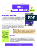 Introduction Newsletter