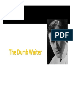 The Dumb Waiter.pdf