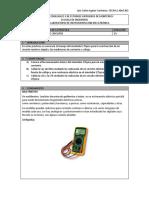 Practica 1- Leyes de circuitos