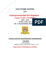 Entrepreneurship Development Notes.pdf
