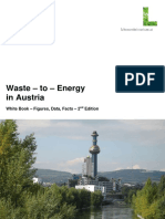 Waste–to–Energy in Austria, White Book. Austrian Ministry of Life, 2013