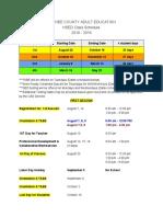 HSED Class Schedule FY19.pdf