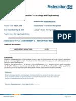 Gagandeep ITHECH 7606 Assignment2 30124770