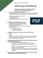 Zusammenfassung Entwicklung - Kopie.docx