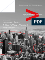 Accenture Investment Banking Survey Long Overview