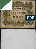 1848 Knitting Book - Mollie Reigo