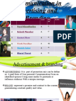 Advt and Branding.final Ppt