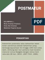 POSTMATUR