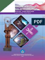 Teknik Mesin 7=G Teknik Pengelasan_Pengelasan Pelat dengan Menggunakan Proses Gas Metal Arc Welding (GMAW)_Kelompok Kompetensi  G-7