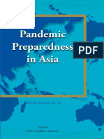 Pandemic Preparedness in Asia - The Philippines and 5 Other Countries | RSIS 2009