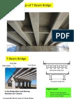 Design of T Beam Bridge