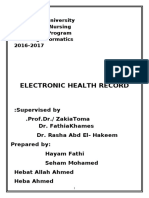 electronic-health-records final